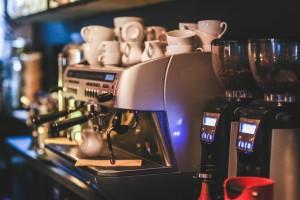 modern kaffemaskin