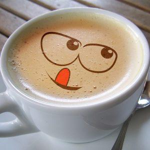 Kaffeskämt