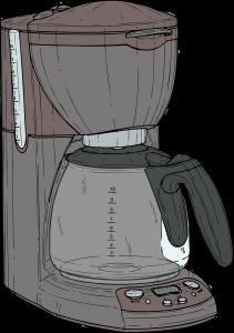 avkalka kaffebryggare